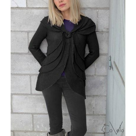 CoVelo Rosa Cardigan Sweater - Mohair Blend (For Women)