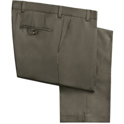 Barry Bricken Wool Gabardine Pants (For Men)