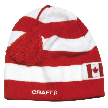 Craft of Sweden XC Beanie Hat (For Men and Women)