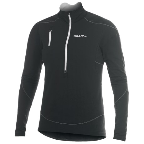 Craft of Sweden High-Performance XC Thermal Shirt - Zip Neck, Long Sleeve (For Women)