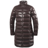 66° North Laugavegur Long Down Coat - 550 Fill Power (For Women)