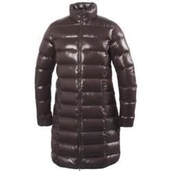 66° North Laugavegur Long Down Coat - 550 Fill Power (For Women)