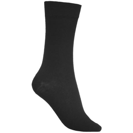 Bridgedale Plain Dress Socks - Wool (For Women)