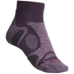 Bridgedale Trailblaze Lo Socks - Merino Wool, Ankle, Midweight (For Women)