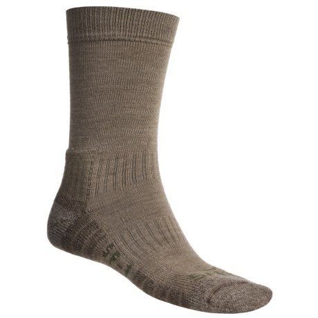 Bridgedale Sabre Crew Socks - New Wool, Midweight (For Men and Women)