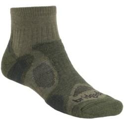 Bridgedale Trailblaze Lo Socks - Merino Wool, Quarter-Crew (For Men)