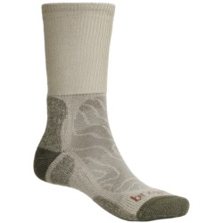 Bridgedale CoolMax® Comfort Trail Socks - Crew, Medium Cushion (For Men and Women)
