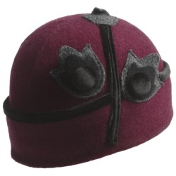 Asian Eye Talulah Hat - Wool (For Women)