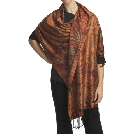 Asian Eye Seville Wrap (For Women)