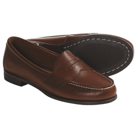 Eastland Classic II Penny Loafer Shoes - Leather (For Women)