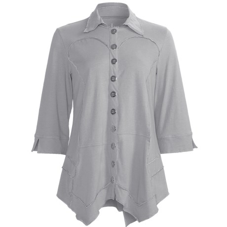 Neon Buddha Sweet Baby James Shirt - Cotton Jersey, Long Sleeve (For Women)