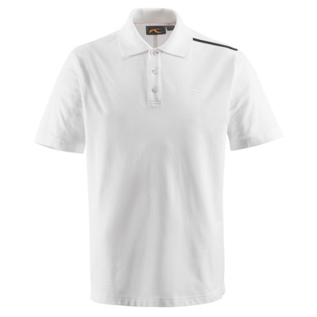 KJUS Dunbar Polo Shirt - Short Sleeve (For Men)