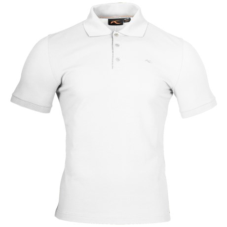 KJUS Esslemont Polo Shirt - Short Sleeve (For Men)