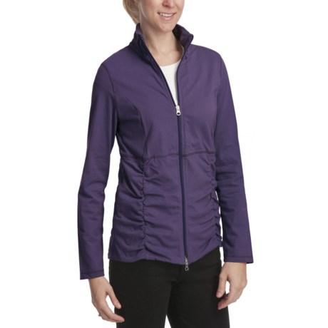 Neon Buddha Layla Zip Jacket (For Women)