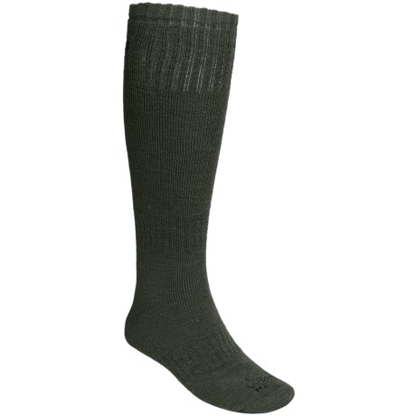 Lorpen Hunting Socks - 2-Pack, Merino Wool, Over-the-Calf (For Men and Women)