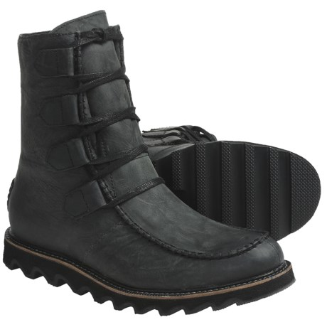Sorel Mad Boots - Leather, Lace-Ups (For Men)