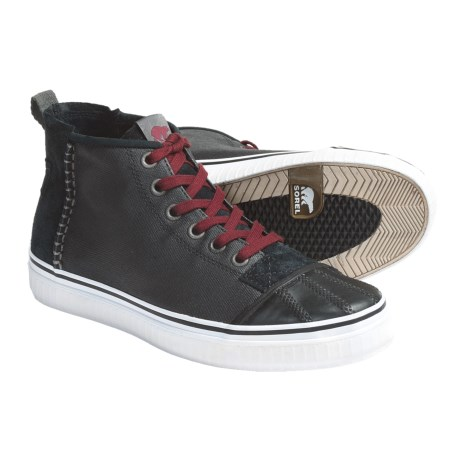 Sorel Sentry Chukka Sneakers - Canvas (For Men)