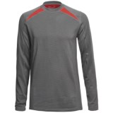 Terramar Geo Tek 3.0 Base Layer Top - UPF 50+, Heavyweight, Long Sleeve (For Men)
