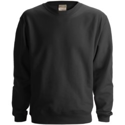 Anvil Fleece Sweatshirt - 8 oz. Organic Cotton (For Men and Women)