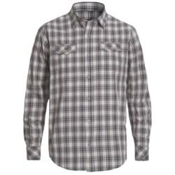 Topo Ranch The Whisky Banjo Shirt - Organic Cotton, Long Sleeve (For Men)