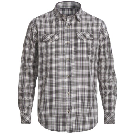 Topo Ranch The Whisky Banjo Shirt - Organic Cotton, Long Sleeve (For Men)