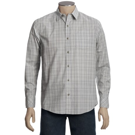 Topo Ranch The Plankster Shirt - Organic Cotton, Long Sleeve (For Men)