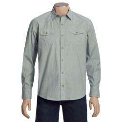 Topo Ranch The Banker Shirt - Organic Cotton, Long Sleeve (For Men)