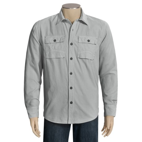 Topo Ranch The Fencemender Shirt - Organic Cotton, Long Sleeve (For Men)