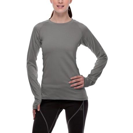 SportHill Crescent Shirt - Long Sleeve (For Women)