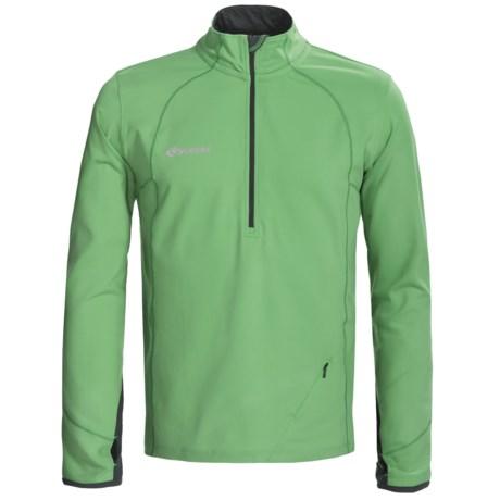 SportHill Nova Pullover - Zip Neck (For Men)