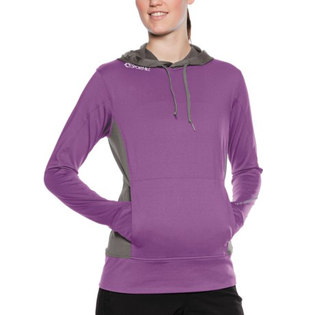 SportHill Nomad II Hooded Pullover (For Women)