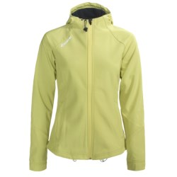 SportHill Day Pass Jacket - Soft Shell (For Women)
