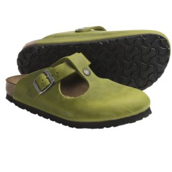Birkenstock Bern Clogs - Leather (For Women)