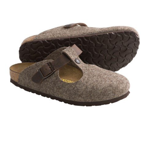 Birkenstock Bern Clogs - Leather (For Women)
