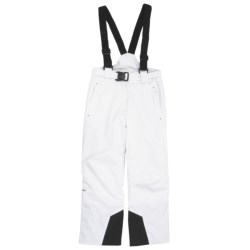 KJUS Infinity Suspender Snow Pants - Insulated (For Girls)