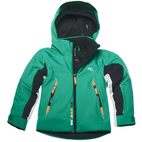 KJUS Ramp Jacket - Insulated (For Boys)