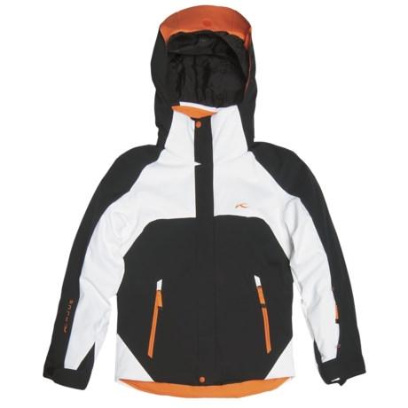 KJUS Radical Jacket - Insulated (For Boys)