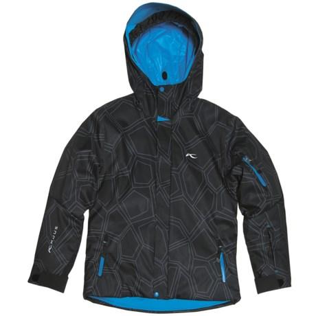 KJUS Dimension Ski Jacket - Insulated (For Boys)