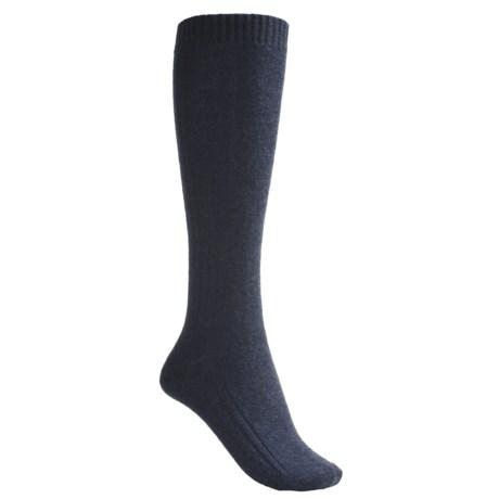 b.ella Knee-High Socks - Wool Blend, Over the Calf (For Women)