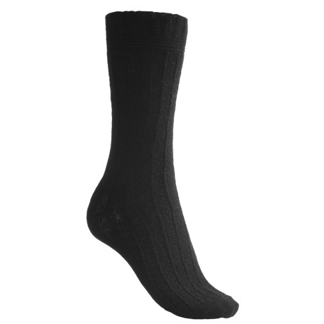 b.ella Lattice Rib Socks - Wool Blend (For Women)