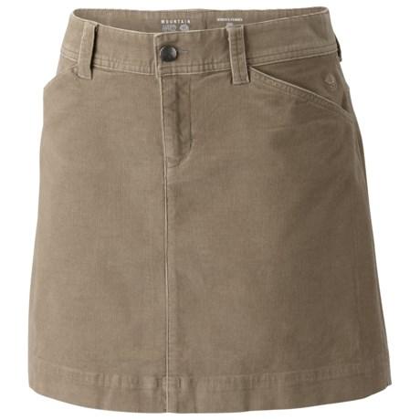 Mountain Hardwear Tunara Skirt - Stretch Corduroy (For Women)