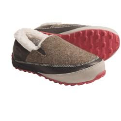 Sorel Mackenzie Shoes - Slip-Ons, Wool (For Women)
