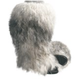 Sorel Wild Wooly Wedge Boots (For Women)