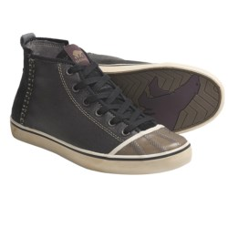 Sorel Sentry Mid Canvas Sneakers (For Women)