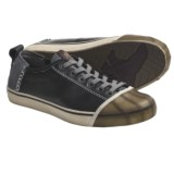 Sorel Sentry Sneakers - Leather-Suede (For Women)
