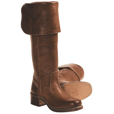 Frye Campus Leather Boots (For Women)
