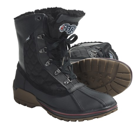 Pajar Peak Boots - Waterproof, Lined (For Men)