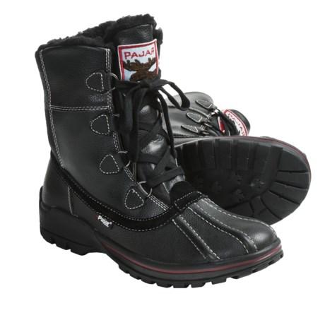 Pajar Luke Leather Boots - Waterproof, Wool-Lined (For Men)
