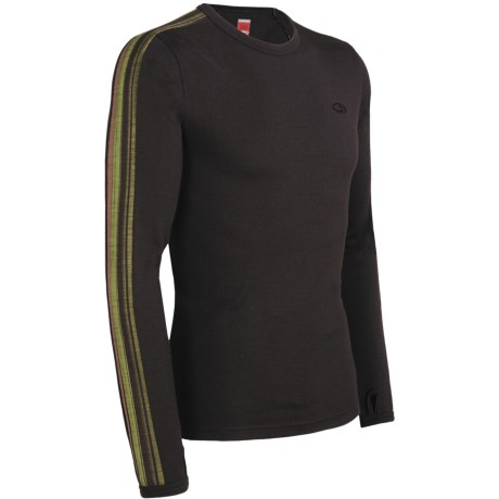 Icebreaker Bodyfit 260 Apex Base Layer Top - Merino Wool, Long Sleeve (For Men)