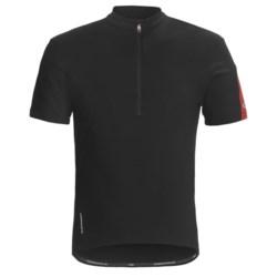 Icebreaker GT Bike Cadence Cycling Jersey - Merino Wool, Zip Neck, Short Sleeve (For Men)